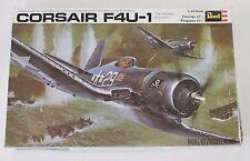 Vintage Revell Corsair F4U-1 in 1/32