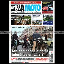 LA VIE DE LA MOTO LVM N°653 ★ GITANE TESTI CHAMPION SUPER MOTOBECANE 350 V4C