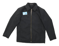 Carabou Mens Size M Blue Jacket
