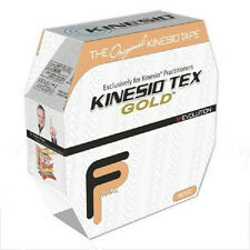GENUINE KINESIO TEX GOLD FP RED TAPE BULK 2in x 34yds KINESIOLOGY TAPE