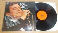 JOHNNY CASH : GREATEST HITS volume 1 - UK LP 1967 - CBS S BPG 63062