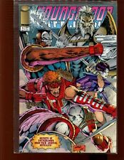 YOUNGBLOOD BATTLEZONE LOT 1-2(9.4)(NM)2 DIFFERENT ISSUES-LIEFELD-IMAGE(b006)