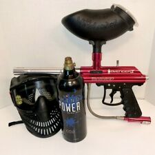 Brass Eagle Avenger Ii Paintball Marker Gun with Mask