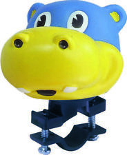 Squeeze Horn Action Animal Hippo