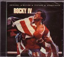 CD . Soundtrack ROCKY IV (4 NEU! dig.rem.+1 / Eye of the Tiger Burning Heart OST