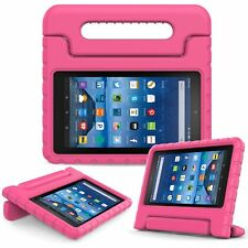 For Amazon Fire 7 ALEXA, HD 8, HD 10, 2017 Kids Case Shock Proof Handle Cover