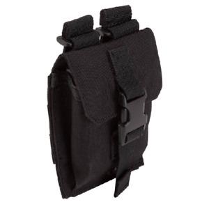 5.11 Tactical Strobe & GPS Vest, Belt & Bag MOLLE Pouch Holder Black 58719