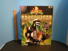 Mighty Morphin Power Rangers Legacy Dragonzord DIECAST PARTS 2014 #96845