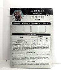 Warhammer Quest Blackstone Fortress Explorer/Hostile Karten Ersatzkarten DE