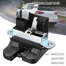 Rear Tailgate Trunk Boot Lock Latch Lid Actuator Fit For VW Golf MK5 MK6 Passat