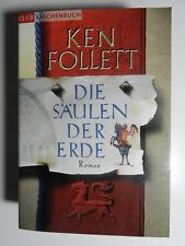 Ken Follett Die Säulen der Erde Historischer Roman