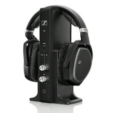 Sennheiser RS195 Digital Wireless Headphones - Black