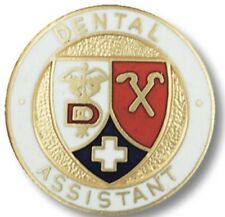 Dental Assistant Pin Model: 1096 Free Shipping