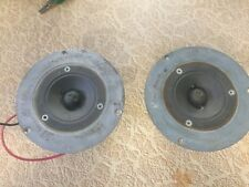Pair JBL LE20-1 2 in. Tweeter speakers for  L100