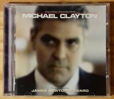 James Newton Howard: Michael Clayton Soundtrack VS CD
