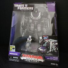 Transformers 2007 SDCC Titanium Menasor Black Hot Rodimus by Hasbro