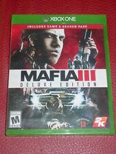 Mafia III: Deluxe Edition (Microsoft Xbox One)