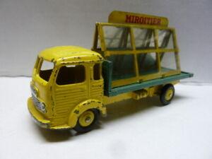 DINKY TOYS camion cargo jaune