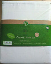 King Sheet Set Gots Organic natural Oeko-Tex certified 300 Thread Count