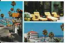 "Catalina Island CA ""The Hotel Vincent""  Postcard California * FREE US SHIP"