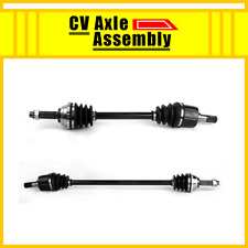 Front Pair CV Axle 2 PCS For 2000-2001 HYUNDAI ACCENT(Automatic Transmission)