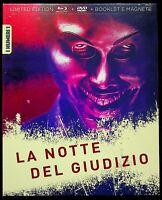 PLTS La Notte Del Giudizio Limited (I Numeri 1) BLU-RAY + DVD + Booklet DS008032