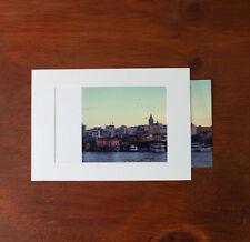 4x6 Photo Paper Frames - White - 30 Paper Frames Lot  - 4x6 Photo Box Refill