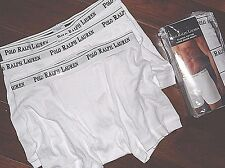 Polo RALPH LAUREN mens lot of 3 classic Boxer Briefs underwear  SMALL
