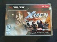 Nokia N-Gage X-MEN Legends II-Rise of Apocalypse NEW!