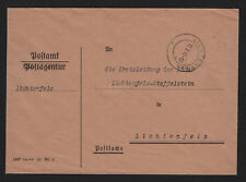 OPC 1941 Germany Lichtenfels Local Official 28320