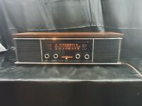 Rare A Model PANASONIC Stereo Multiplex Model RE-7300-A AM/FM Stereo Works
