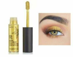 The Body Shop Metal Eye Liquid Eyeshadow GOLD CARAT 117