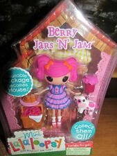 NEW MINI LALALOOPSY BERRY JARS N JAM MINI DOLL