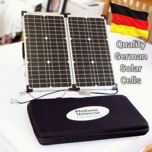 Photonic Universe 60W 12V Folding Solar Panel Motorhome Caravan Boat Campervan
