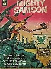 Vintage 1965 Gold Key Comics Mighty Samson #4 Good Condition-Vintage