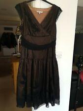 Laura Ashley Size 14 Sequined Party Dress Pretty