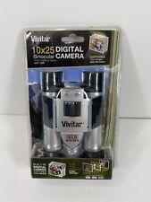 NIP VIVITAR 10 X 25 Digital Binocular Camera Captures Images
