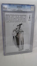 "Ultimatum #4 - 1:75 Ed McGuiness ""Doctor Strange"" Sketch Variant - CGC 9.6/NM+"