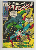 AMAZING SPIDER-MAN #93 PROWLER APPEARANCE Marvel 1971 VG+ VG/FN