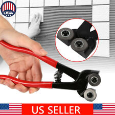 "Tile Nippers for Ceramic Tiles 8"" Mosaic Cutter Pliers Cutting Porcelain Glass"