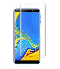 for Samsung Galaxy A7 (2018) Full Coverage Ultra Clear Screen Protector TPU