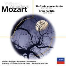 Marriner - Sinfonia Concertante/Serenade 10 (Elo) - CD NEU //0