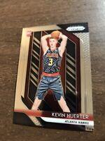 2018-19 Panini Base Prizm Kevin Huerter Rookie RC #68 Hawks Read PWE!