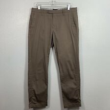 Ted Baker Golf Brown Pants Size 34 R