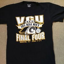 Men's Champion VCU Rams Final Four 2011 T-Shirt sz Medium