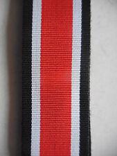 Nastro nastrino ribbon croce di ferro Germania