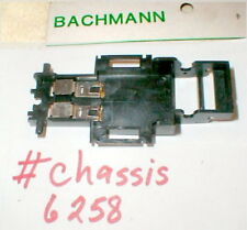 (1) Chassis #6258 Bachmann Bros for all Supertrax slot car 1/32 NOS 1980s parts
