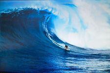 LET'S GO SURFING - GIANT WAVE POSTER (61x91cm)  NEW LICENSED ART