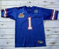 Men's Florida Gators 2007 BCS Championship NCAA Nike Jersey Team sz Small S