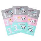 [HOLIKA HOLIKA] Pig-nose Clear Black Head 3 Step Kit 1/3/10pcs Lot / Korea